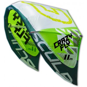 Kite CrazyFly Sculp 2012